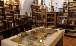 Sanjam s svojo knjižnico …