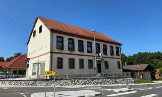 Stavba v centru Trnovske vasi bo končno prešla v roke Občine Trnovska vas