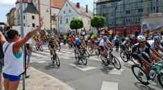Tour of Slovenia v Slovenskih goricah