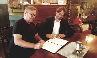 Nemčija bo pomagala pri obnovi Judovskega kulturnega centra v Ljubljani